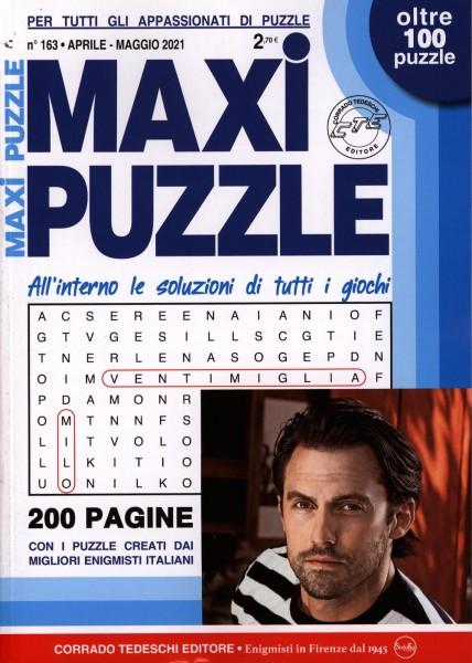MAXi PUZZLE 163/2021