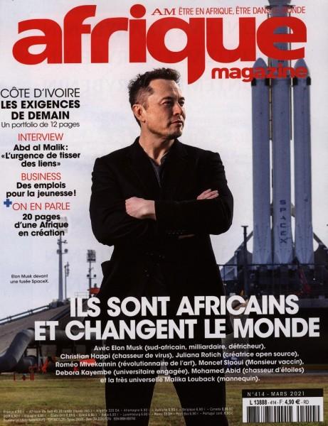 afrique magazine 414/2021