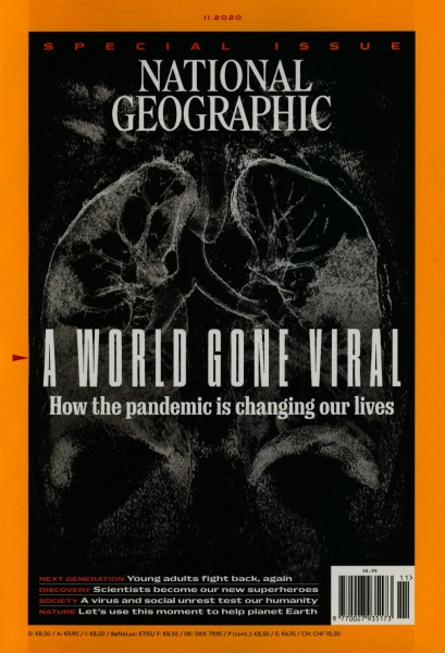 NATIONAL GEOGRAPHIC (US) 11/2020