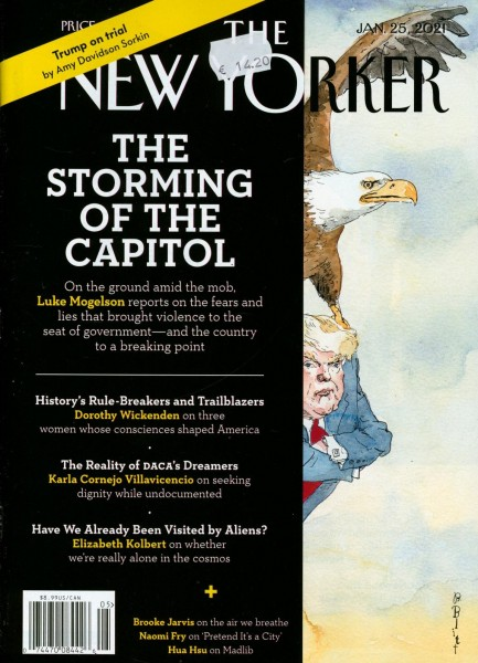 THE NEW YORKER 5/2021
