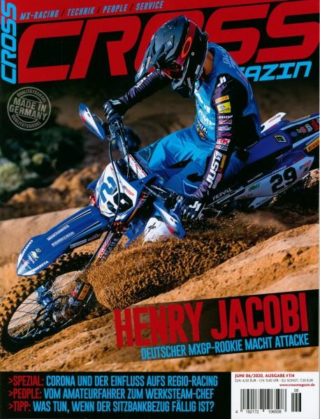 CROSS Magazin 6/2020