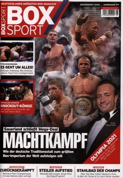 Boxsport 5/2021