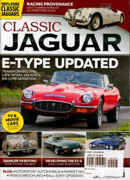 CLASSIC JAGUAR 8/2020