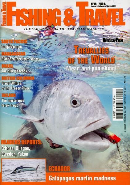FISHING & TRAVEL (FR) 15/2021