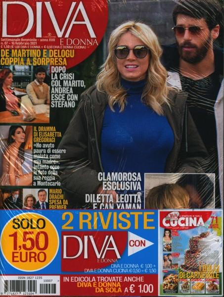 CUCINA DIVA E DONNA 7/2021