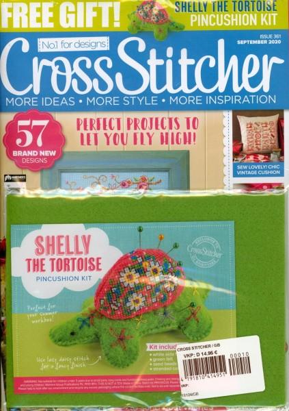 CrossStitcher 10/2020