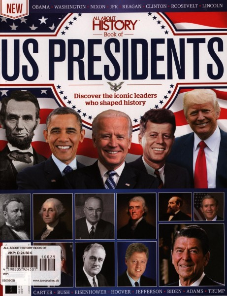 ALL ABOUT HISTORY BOOK OF 29/2021