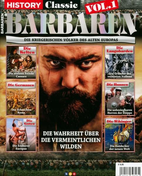 BARBAREN History Classic Vol. 1
