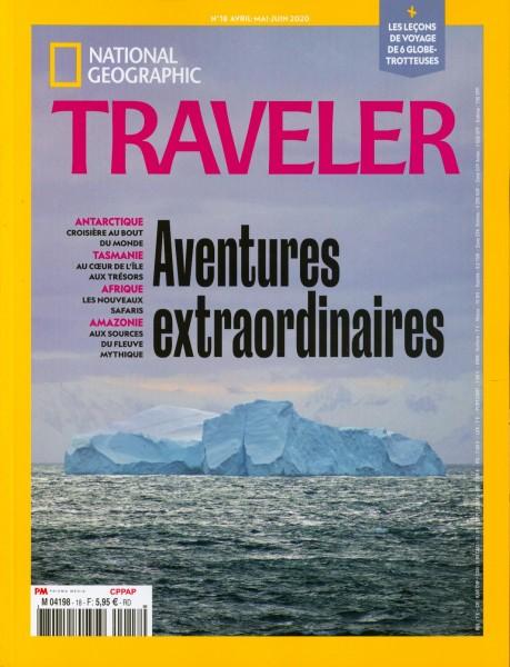 NATIONAL GEOGRAPHIC TRAVELER (FR) 18/2020