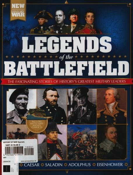 HISTORY OF WAR Specials 1/2021