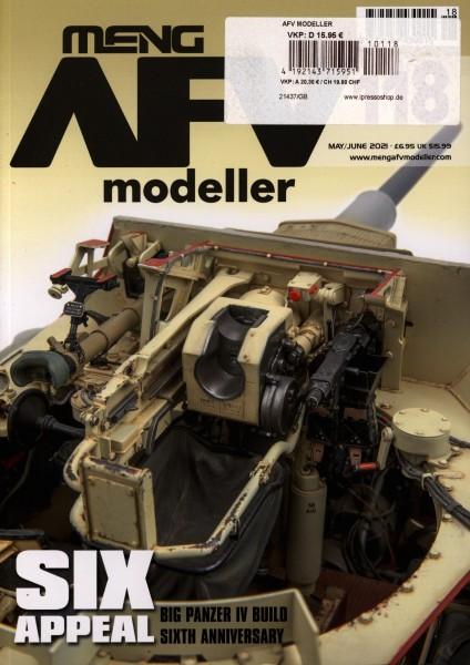 AFV modeller 118/2021