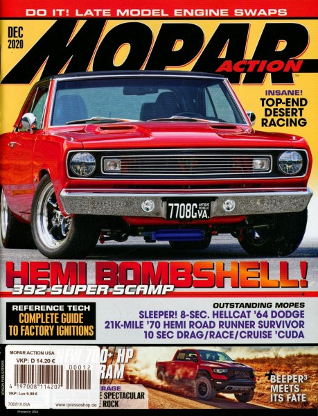 MOPAR ACTION 12/2020