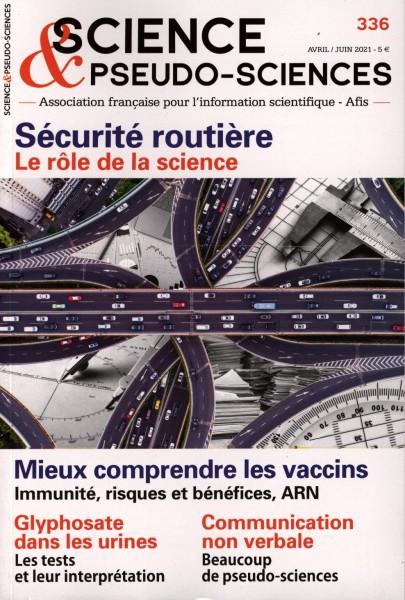 SCIENCE & PSEUDO-SCIENCES (FR) 336/2021