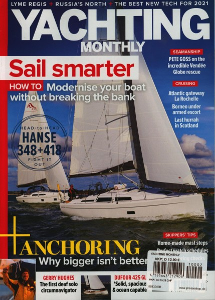 YACHTING MONTHLY 2/2021