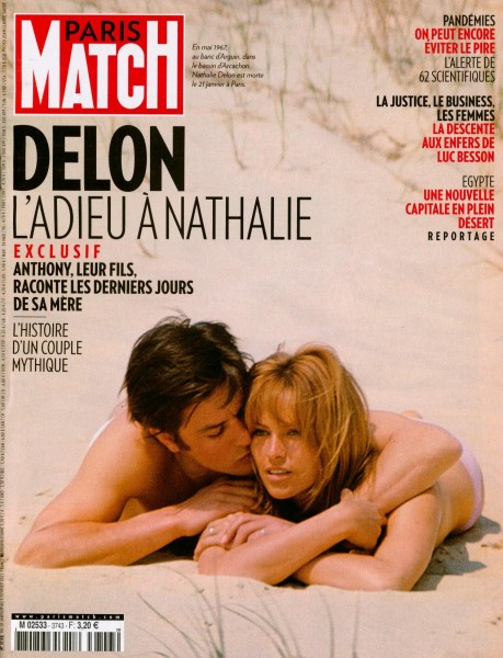 PARIS MATCH 3743/2021