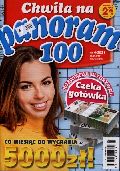 CHWILA NA 100 PANORAM* 4/2021
