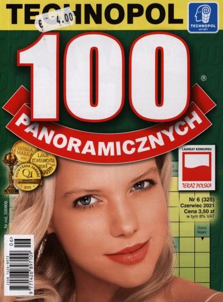 100 PANORAMICZNYCH 6/2021