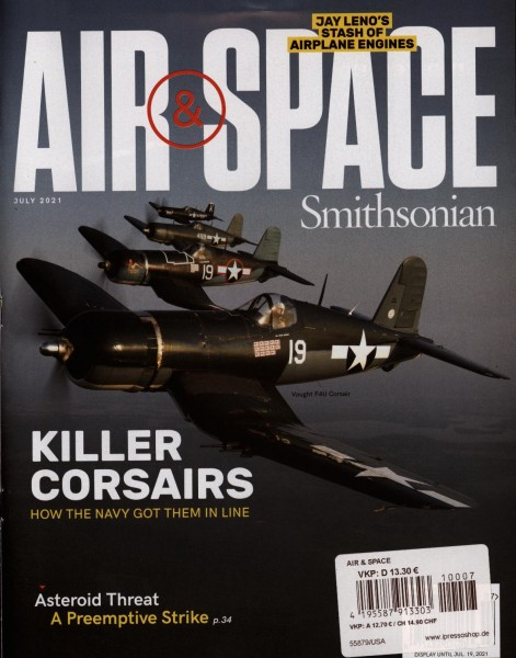 AIR & SPACE 7/2021