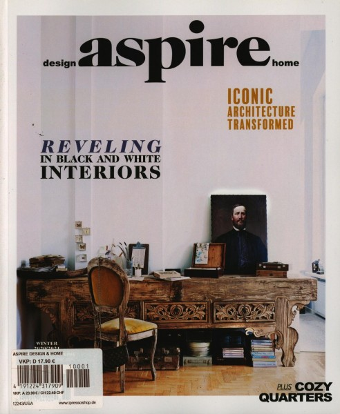 ASPIRE DESIGN AND HOME 1/2021