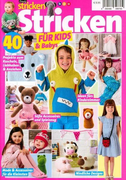 Simply stricken Stricken FÜR KIDS & Babys 1/2021