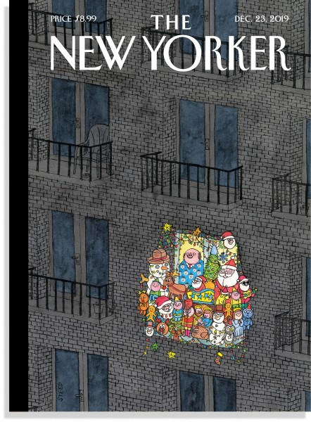 THE NEW YORKER 52/2019