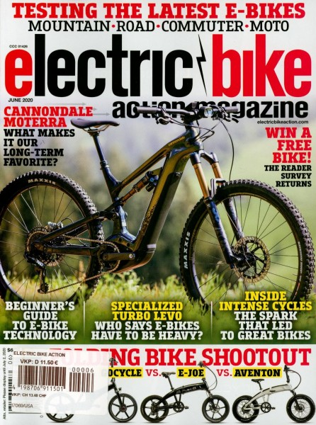 electric bike magazine 6/2020