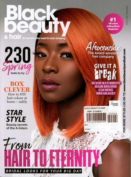 Black beauty & hair 4/2020