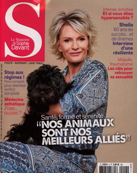 S Sophie Davant Magazine 4/2021