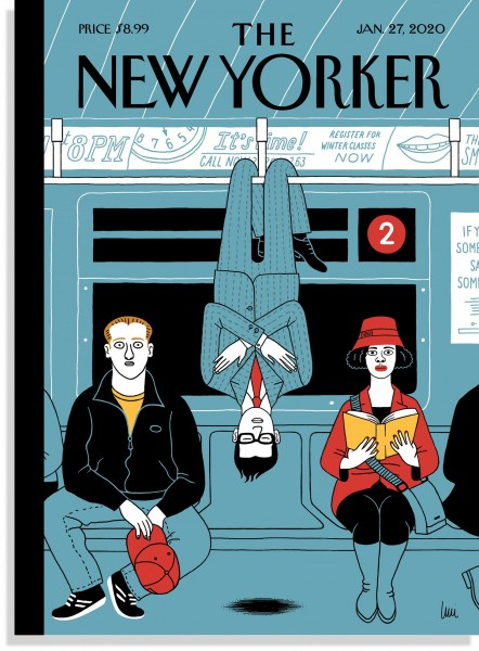 THE NEW YORKER 5/2020