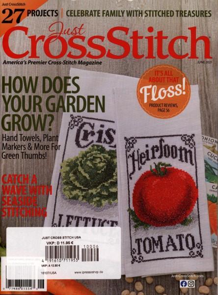 Just CrossStitch 6/2021