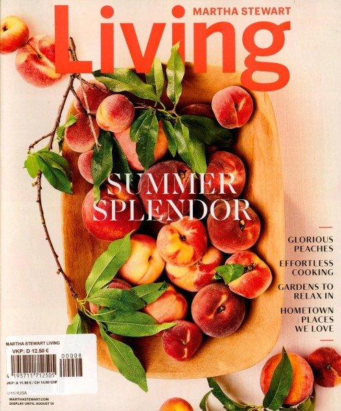 MARTHA STEWART Living 8/2020