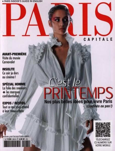 PARIS CAPITALE 285/2021