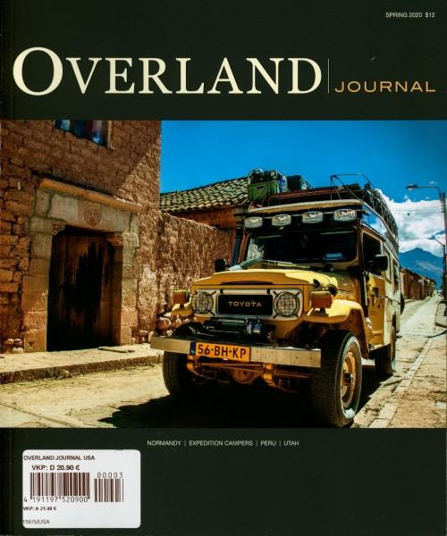 OVERLAND JOURNAL 3/2020