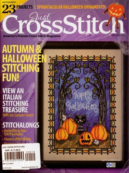 Just CrossStitch 10/2020