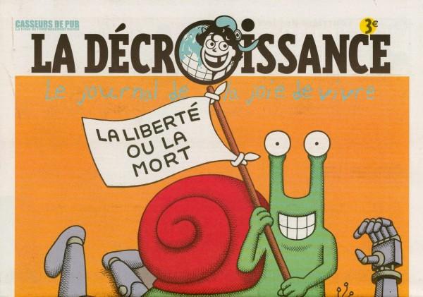 LA DÉCROISSANCE 156/2021