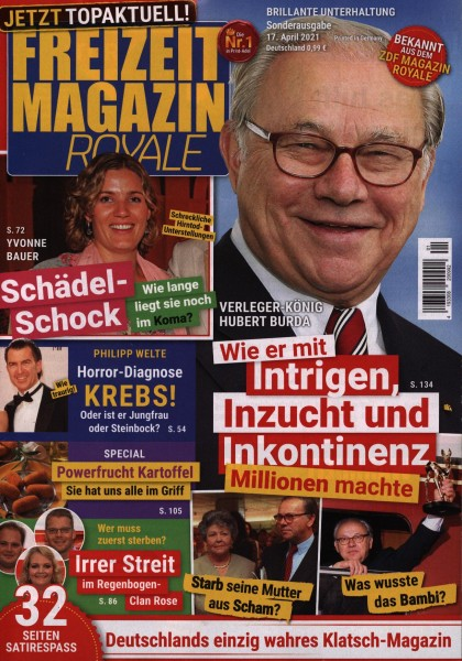 Freizeit Magazin Royale 1/2021