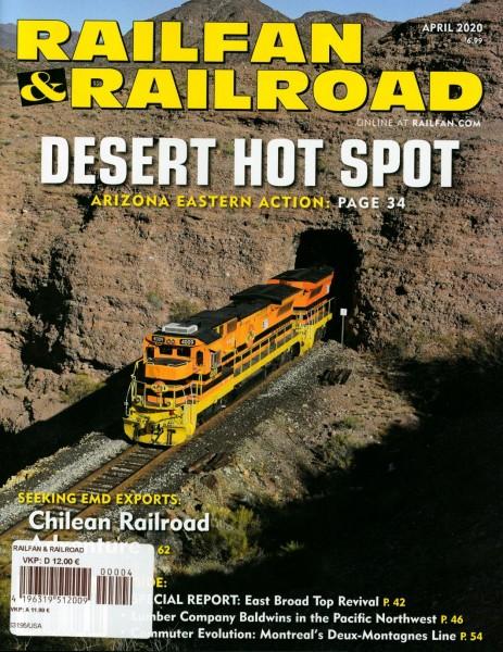 RAILFAN & RAILROAD 4/2020