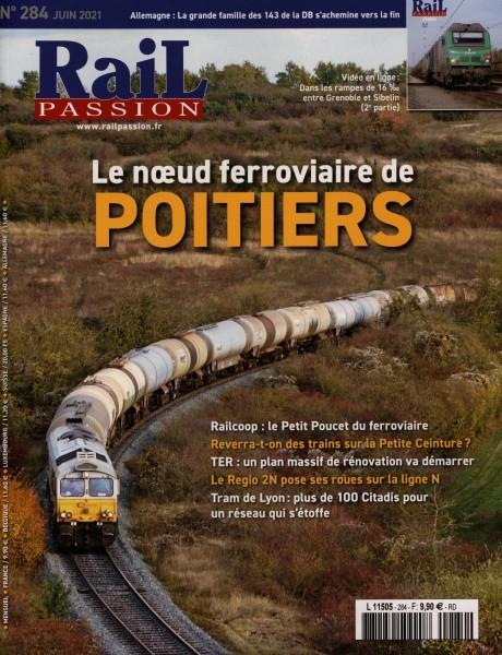 Rail PASSION 284/2021