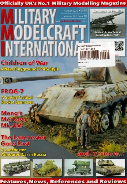 MILITARY MODELCRAFT INT. 8/2020