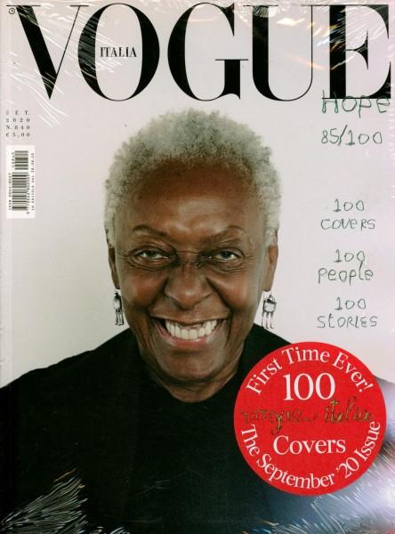 VOGUE (IT) Cover D