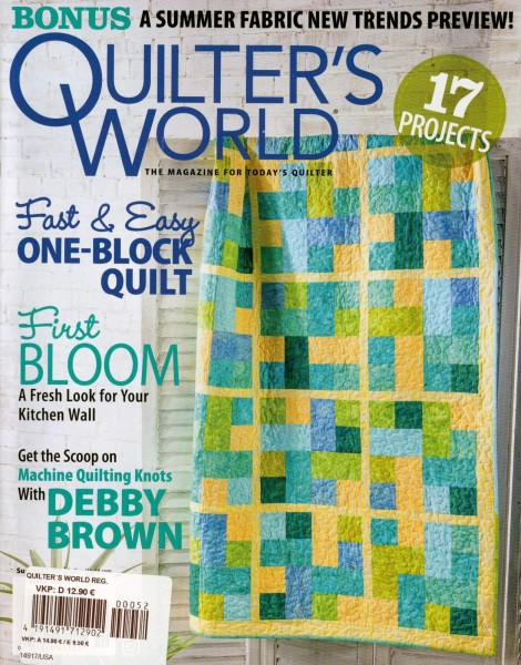 QUILTER´S WORLD 52/2020