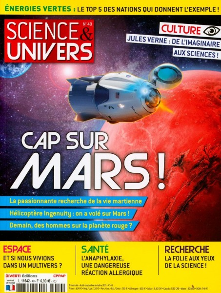 SCIENCE & UNIVERS 40/2021