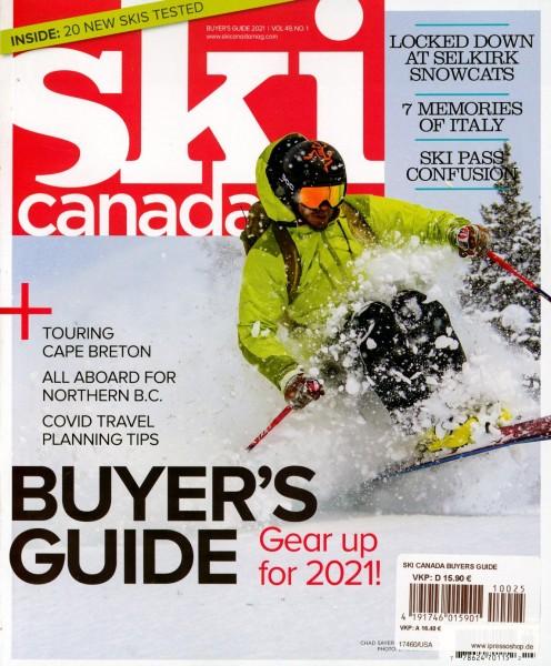 ski canada BUYERS GUIDE