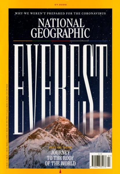 NATIONAL GEOGRAPHIC (US) 7/2020
