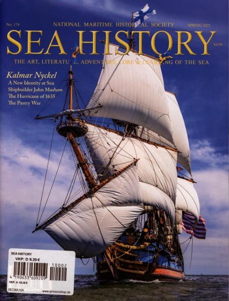 SEA HISTORY 2/2021