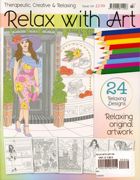 Relax with Art 64/2020