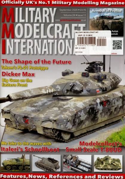 MILITARY MODELCRAFT INT. 9/2020