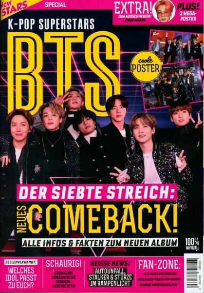 K-POP SUPERSTARS BTS 1/2020