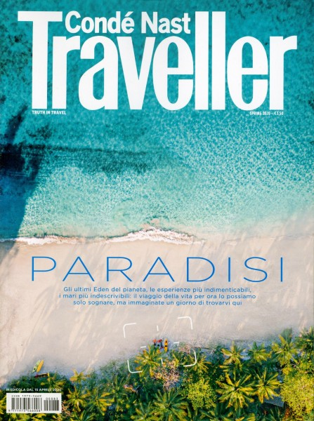 Condé Nast Traveller (IT) 83/2020