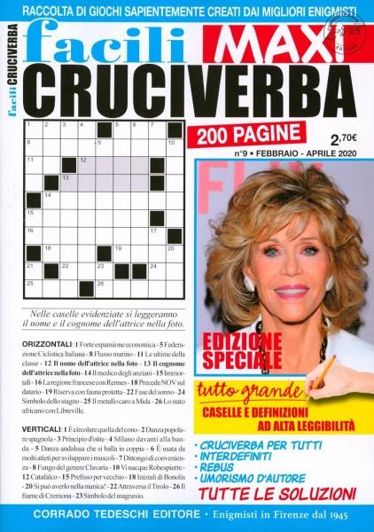 facili MAXI CRUCIVERBA 9/2020